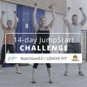 14-day JumpStart Challenge