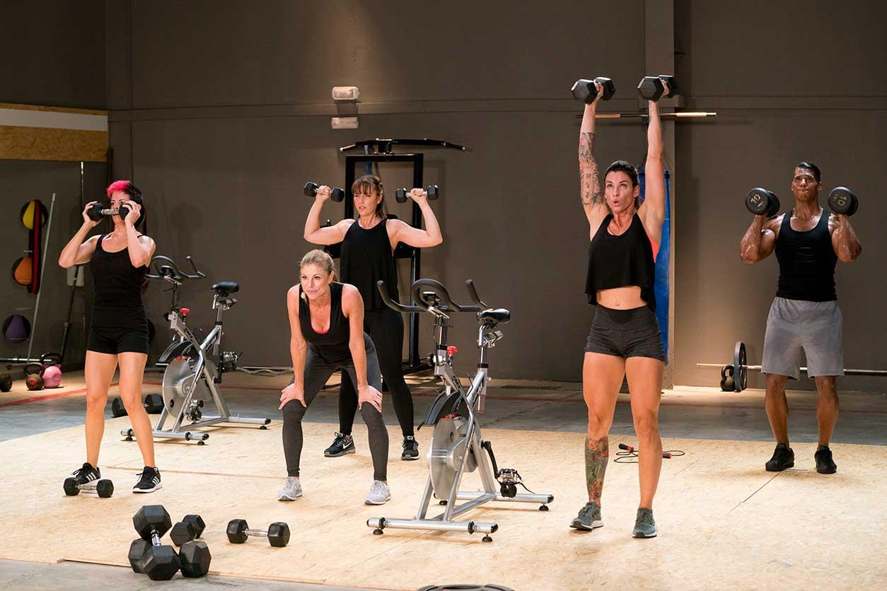 Sharon Polsky General Fitness