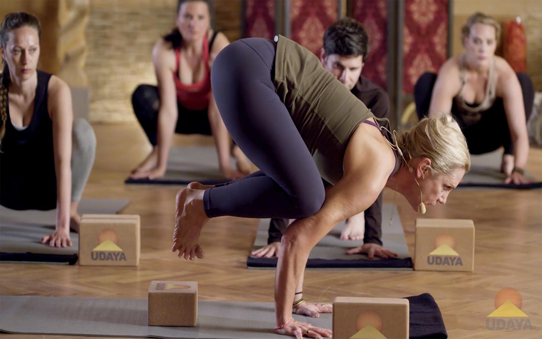 Yoga to Rekindle Creativity - Crow Pose