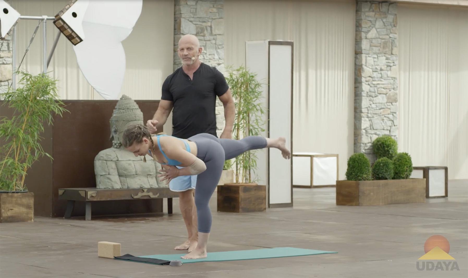 Yoga to Rekindle Creativity - Warrior III