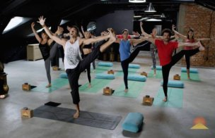 The Quantum Leap by Esteban Salazar on UDAYA Yoga and Fitness