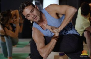 Total Detox by Esteban Salazar on UDAYA Yoga and Fitness